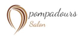 Pompadours On Denman Logo